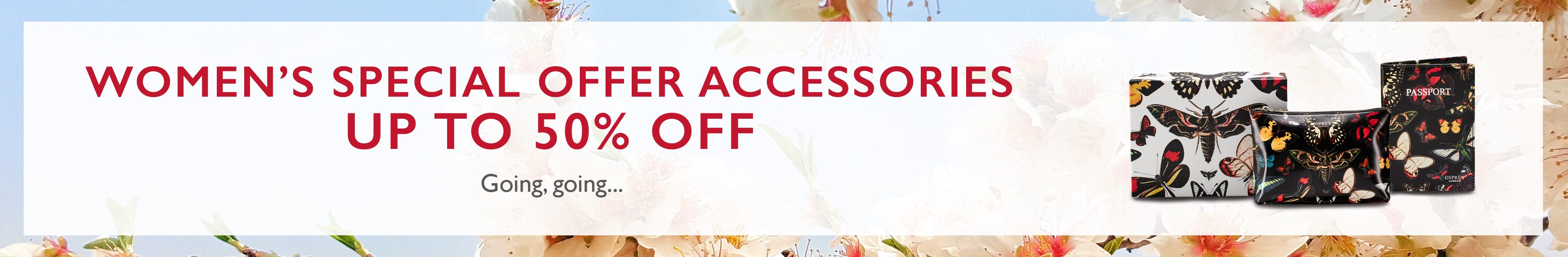 Women's Special Offer Accessories