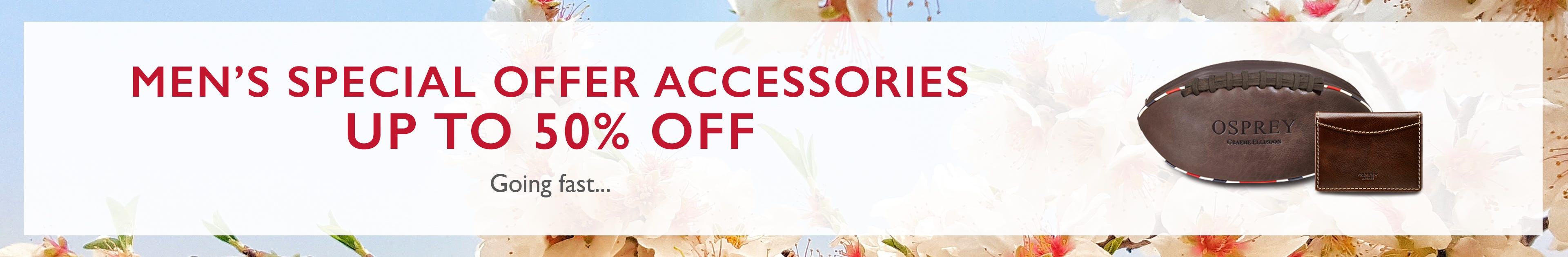 Men's Special Offer Accessories