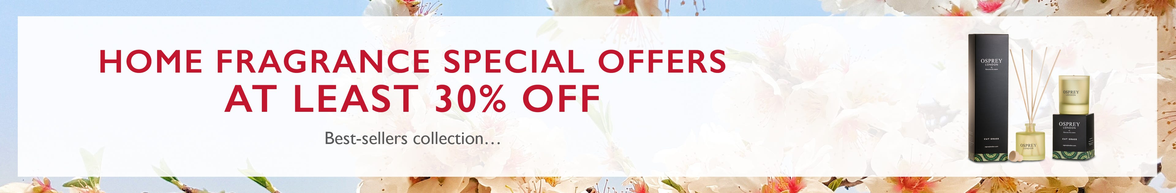 Home Fragrance Special Offers