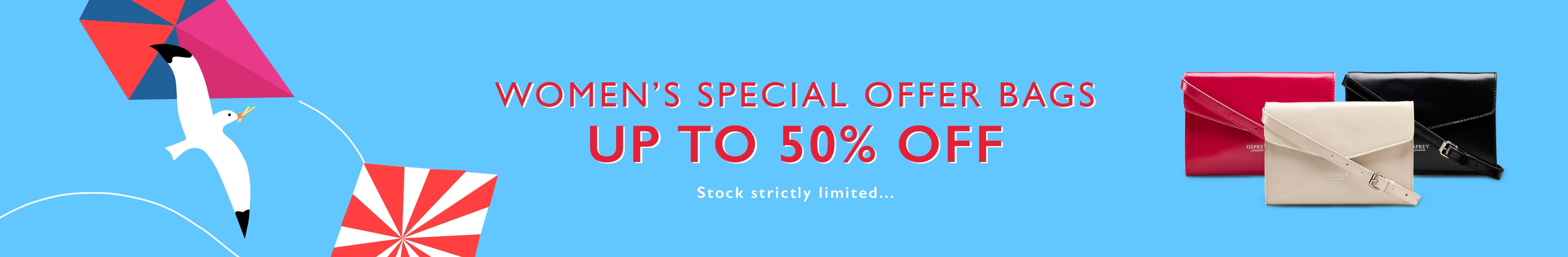 Women's Special Offer Bags