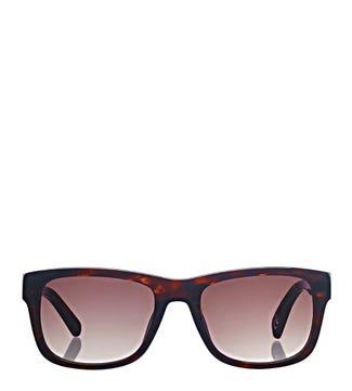 Seafarer Sunglasses in chocolate tortoiseshell | OSPREY LONDON