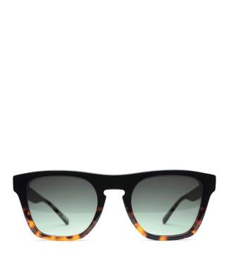 Bluesky Portland Black Amber Sunglasses