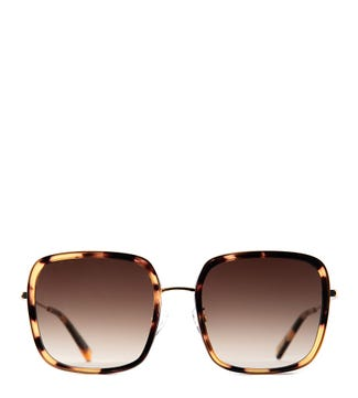 Bluesky Tortuga Citrine Sunglasses  | OSPREY LONDON