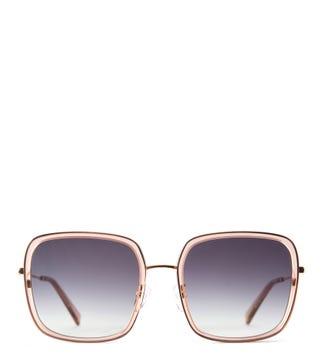 Bluesky Tortuga Roseate Sunglasses  | OSPREY LONDON