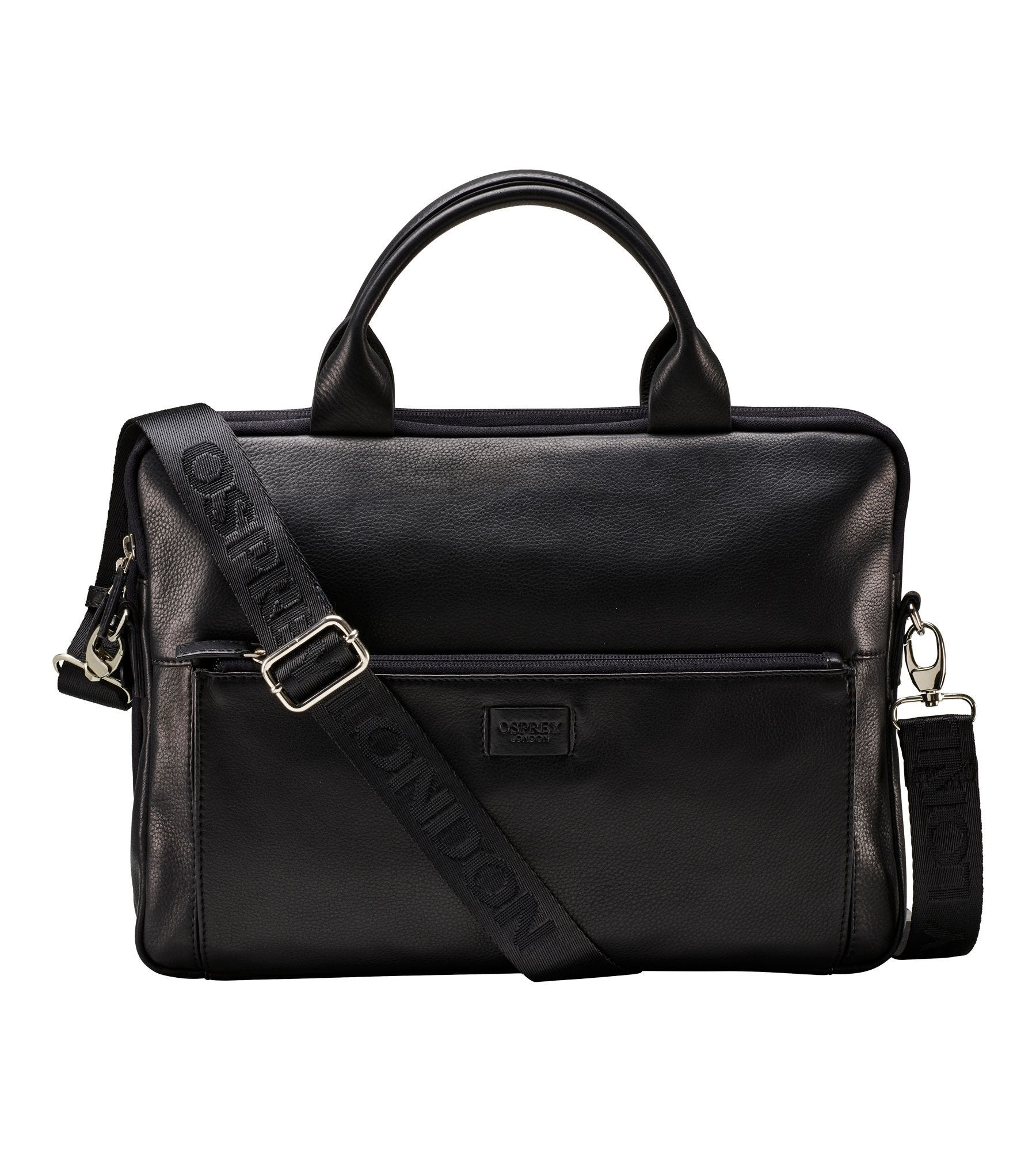 new release on wholesale 100% genuine The Baltimore Leather Laptop Bag