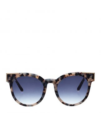 The Atoll  Sunglasses in pink tortoiseshell | OSPREY LONDON