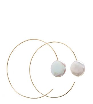 the-baroque-pearl-hoop-earrings
