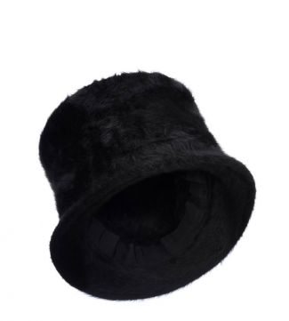 OSPREY LONDON | The Fagin Hat Black
