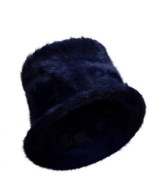 The Fagin Hat Navy