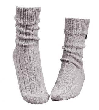 Lounge Socks Grey