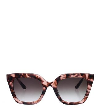 The Maritime Sunglasses in pink tortoiseshell | OSPREY LONDON