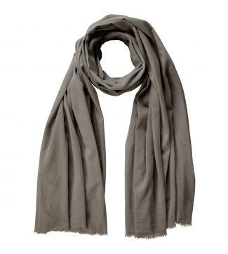 The Rainbow Cotton 3-in-1 Wrap in smoke