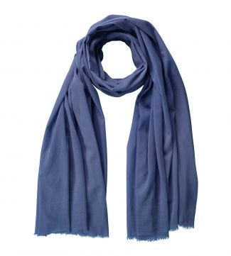 The Rainbow Cotton 3-in-1 Wrap in navy