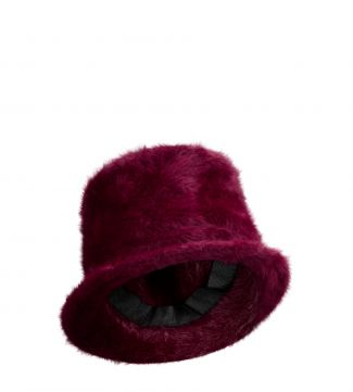 OSPREY LONDON | The Fagin Hat Burgundy