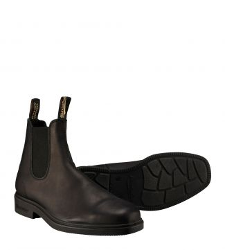 Blundstone Boots 063 in black leather