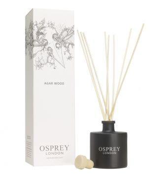 Agar Wood Fragrance Diffuser | OSPREY LONDON