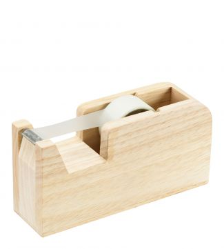 Luxury Wooden Tape Dispenser | OSPREY LONDON