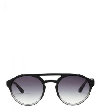 The Pathfinder Sunglasses in black | OSPREY LONDON
