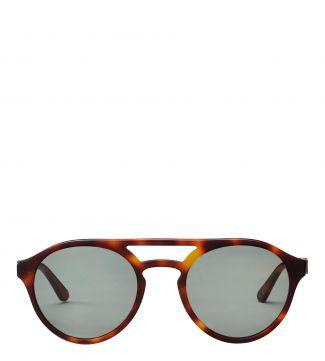Pathfinder Sunglasses in chocolate tortoiseshell | OSPREY LONDON