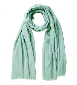 The Rainbow Cotton 3-in-1 Wrap in aqua