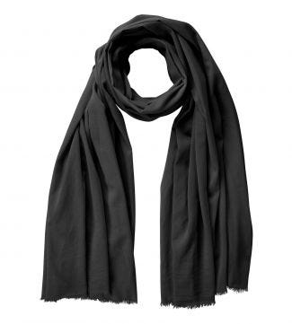The Rainbow Cotton 3-in-1 Wrap in black