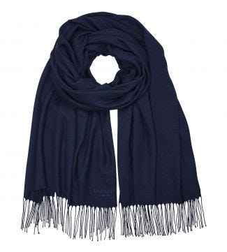 The Rainbow Wrap in navy | OSPREY LONDON
