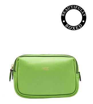 The Rainbow Leather Vanity Bag