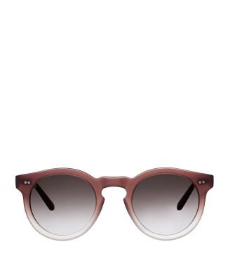The West Coast Sunglasses in rose