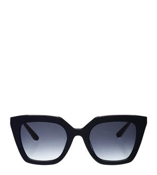 The Maritime Sunglasses in black | OSPREY LONDON