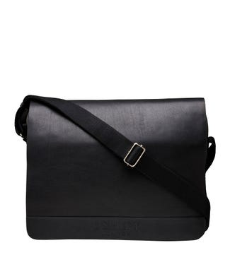 The Geldof Leather Messenger