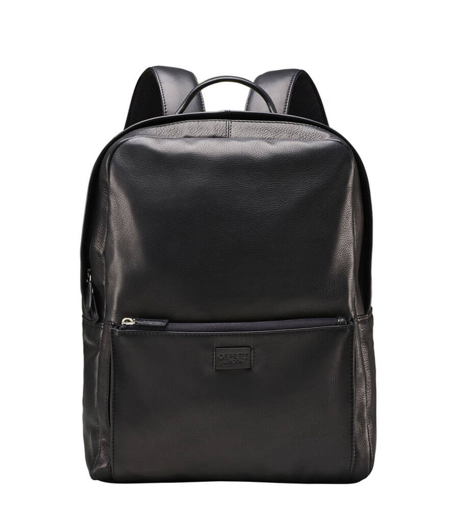 An image of The Baltimore Leather Backpack
