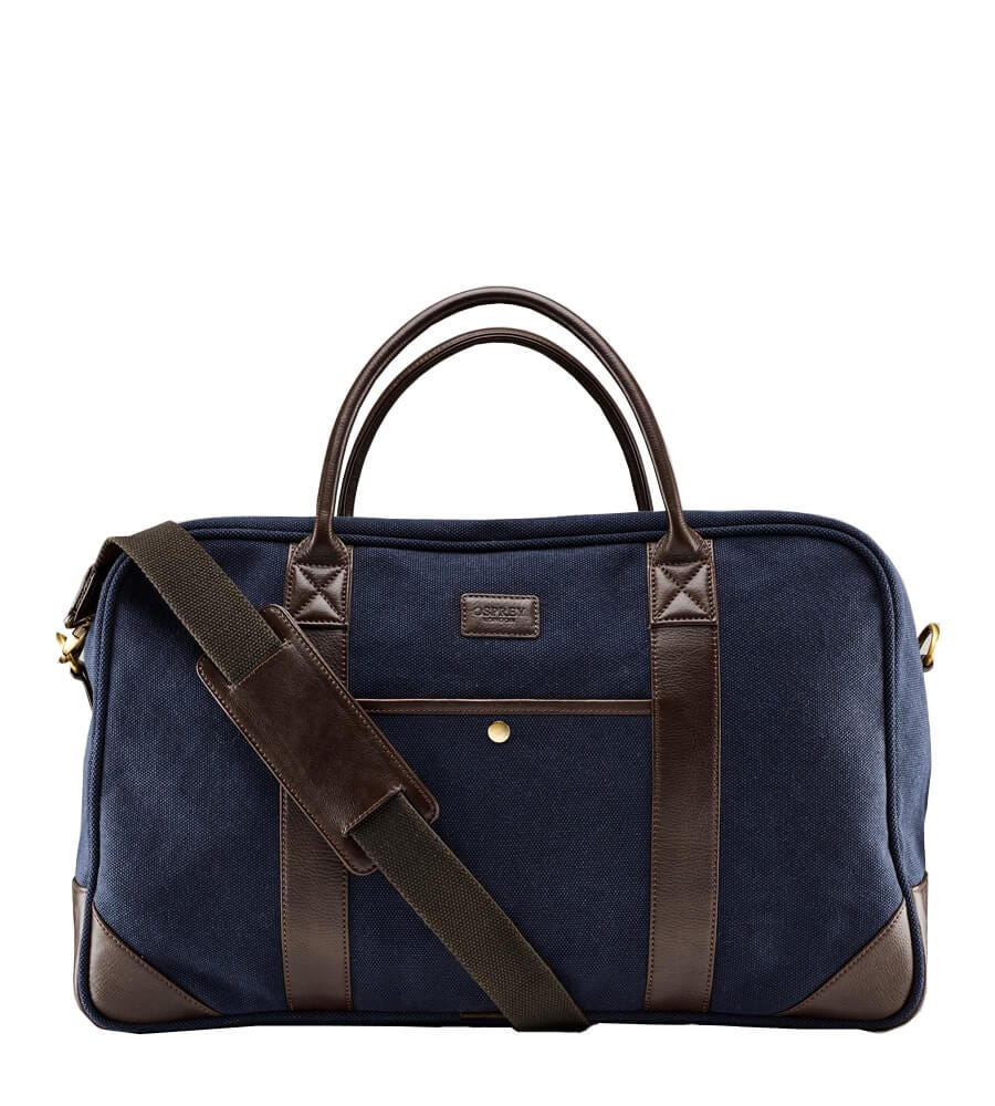 An image of The Hunter Canvas and Leather Holdall