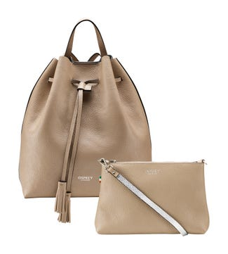 The Portofino 3-in-1 Italian Leather Rucksack | OSPREY LONDON