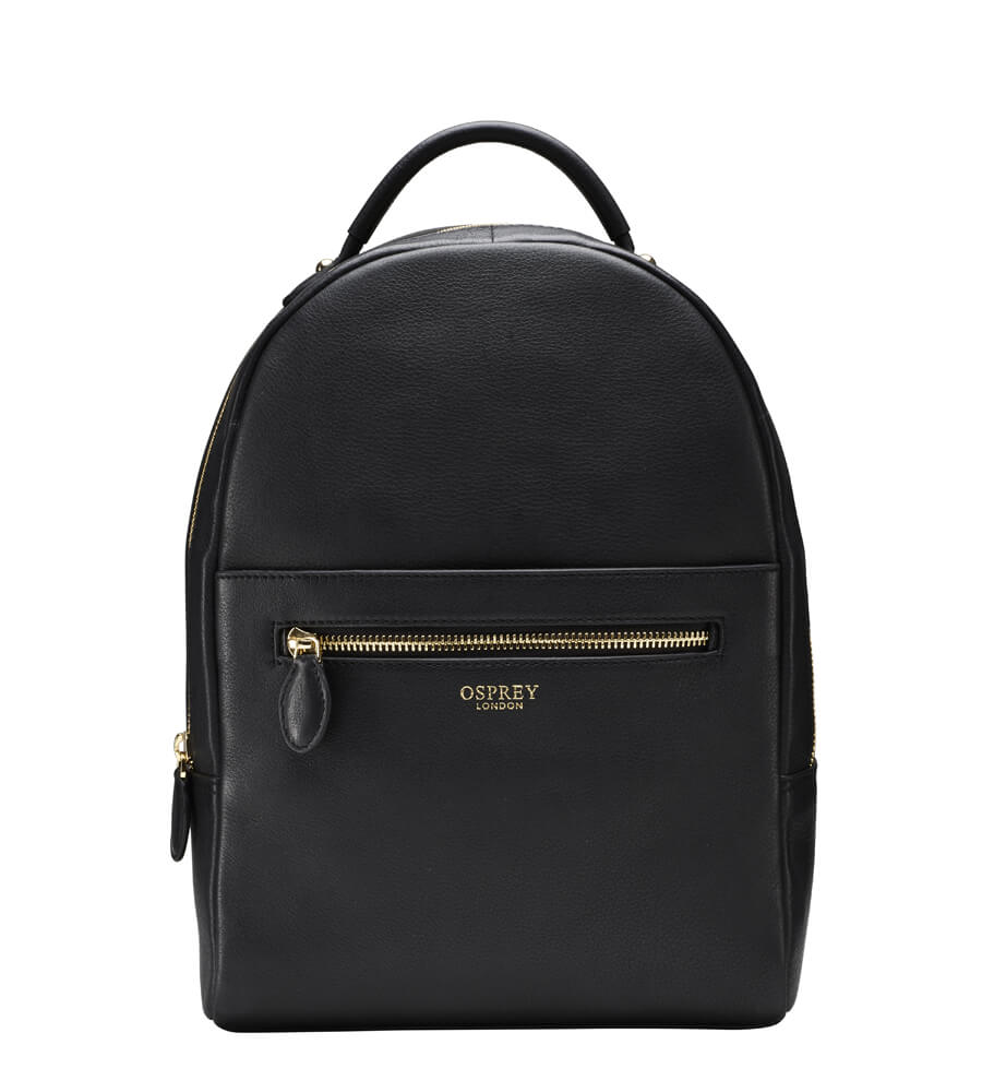 An image of The Martha Leather Backpack