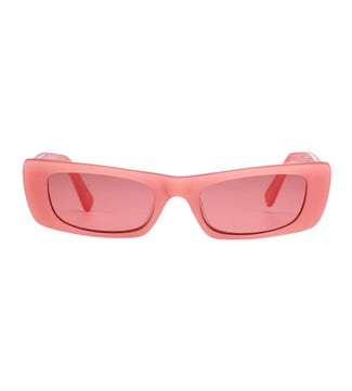 Strawberry Dream Sunglasses in pink | OSPREY LONDON
