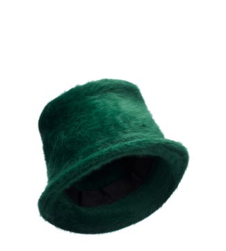 The Fagin Hat Forest Green