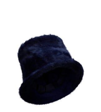 The Fagin Hat Navy