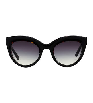Weekend Sunglasses in dark tortoiseshell | OSPREY LONDON