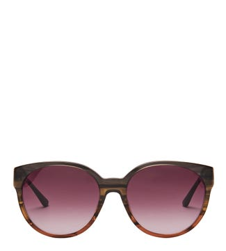 Beach Sunglasses in grey | OSPREY LONDON