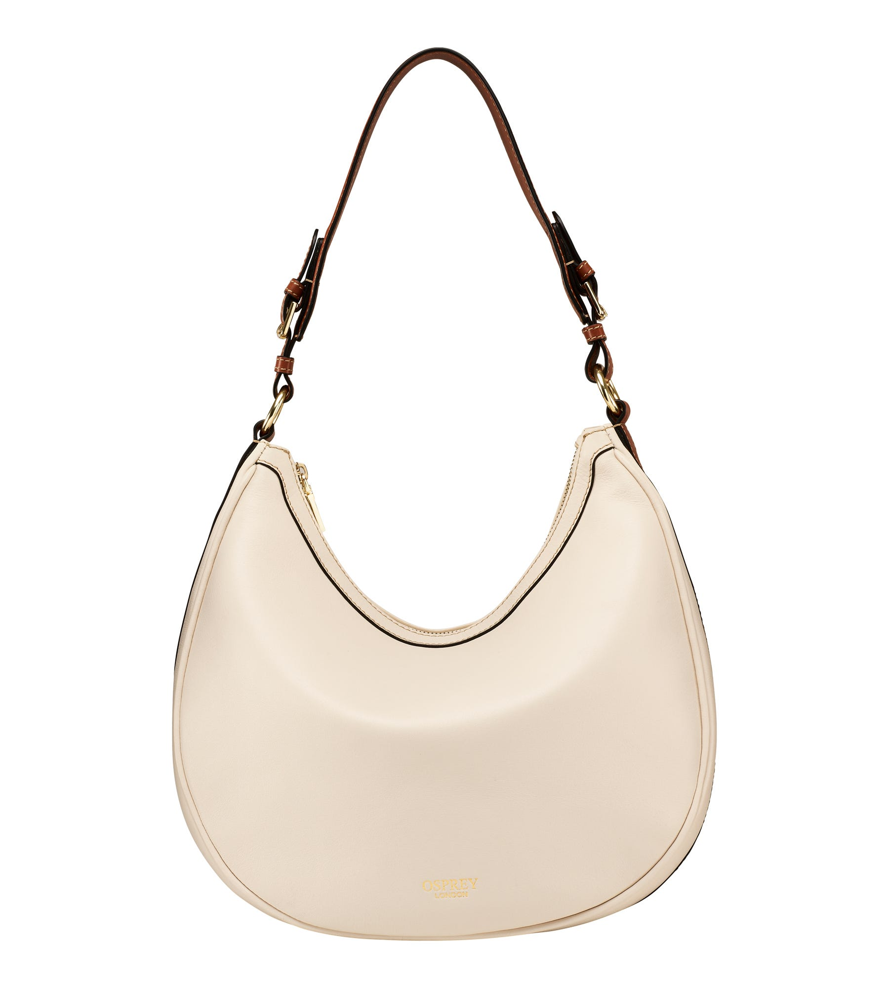 An image of The Brockwell Leather Hobo