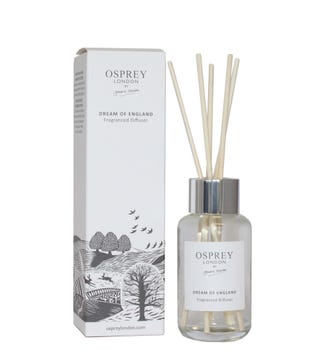 Dream of England Small Fragranced Diffuser | OSPREY LONDON