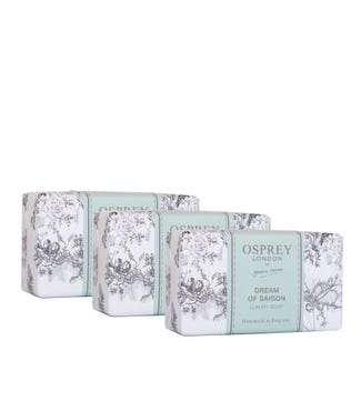 Dream of Saigon Fragranced Soap Set of Three | OSPREY LONDON