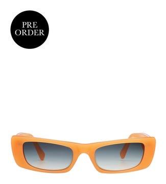 Tangerine Dream Sunglasses in orange   OSPREY LONDON