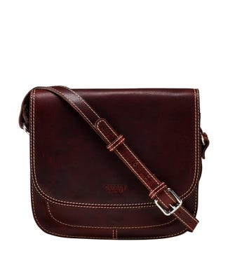 The Madden Leather Cross-Body