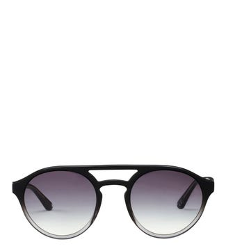 Pathfinder Sunglasses in black | OSPREY LONDON