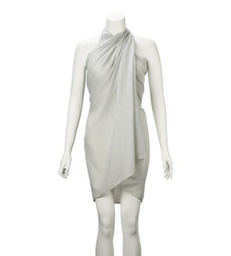 The Rainbow Cotton 3-in-1 Wrap in dove