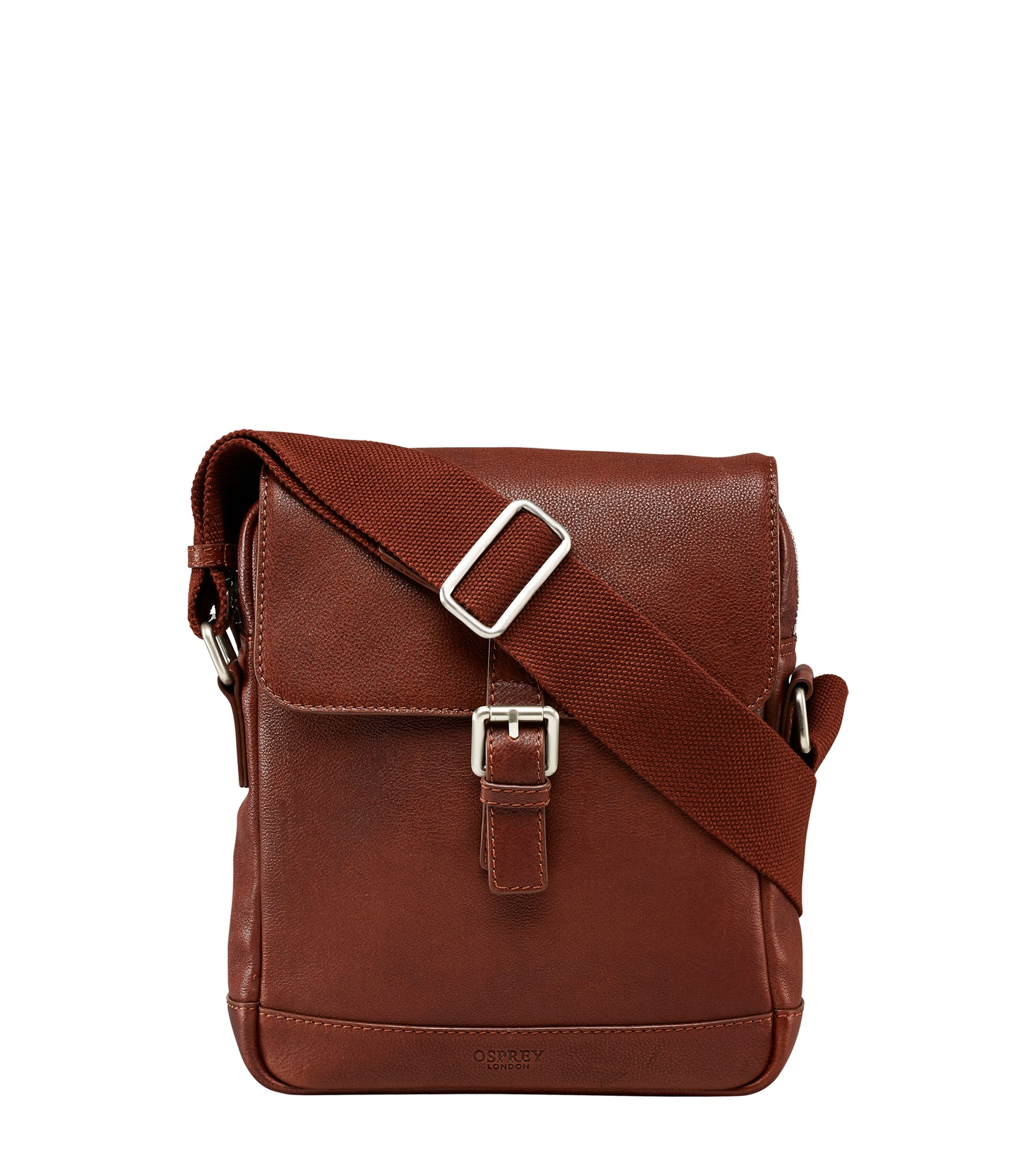 An image of The Small Watson Leather Satchel