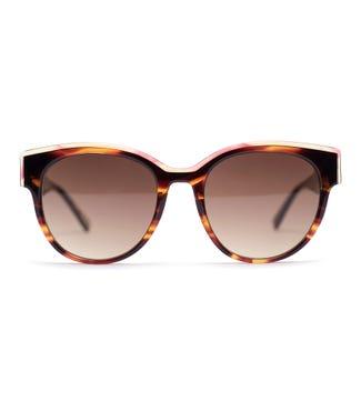 Como Sunglasses in sunset | OSPREY LONDON