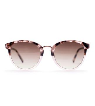 Java Sunglasses in quartz   OSPREY LONDON