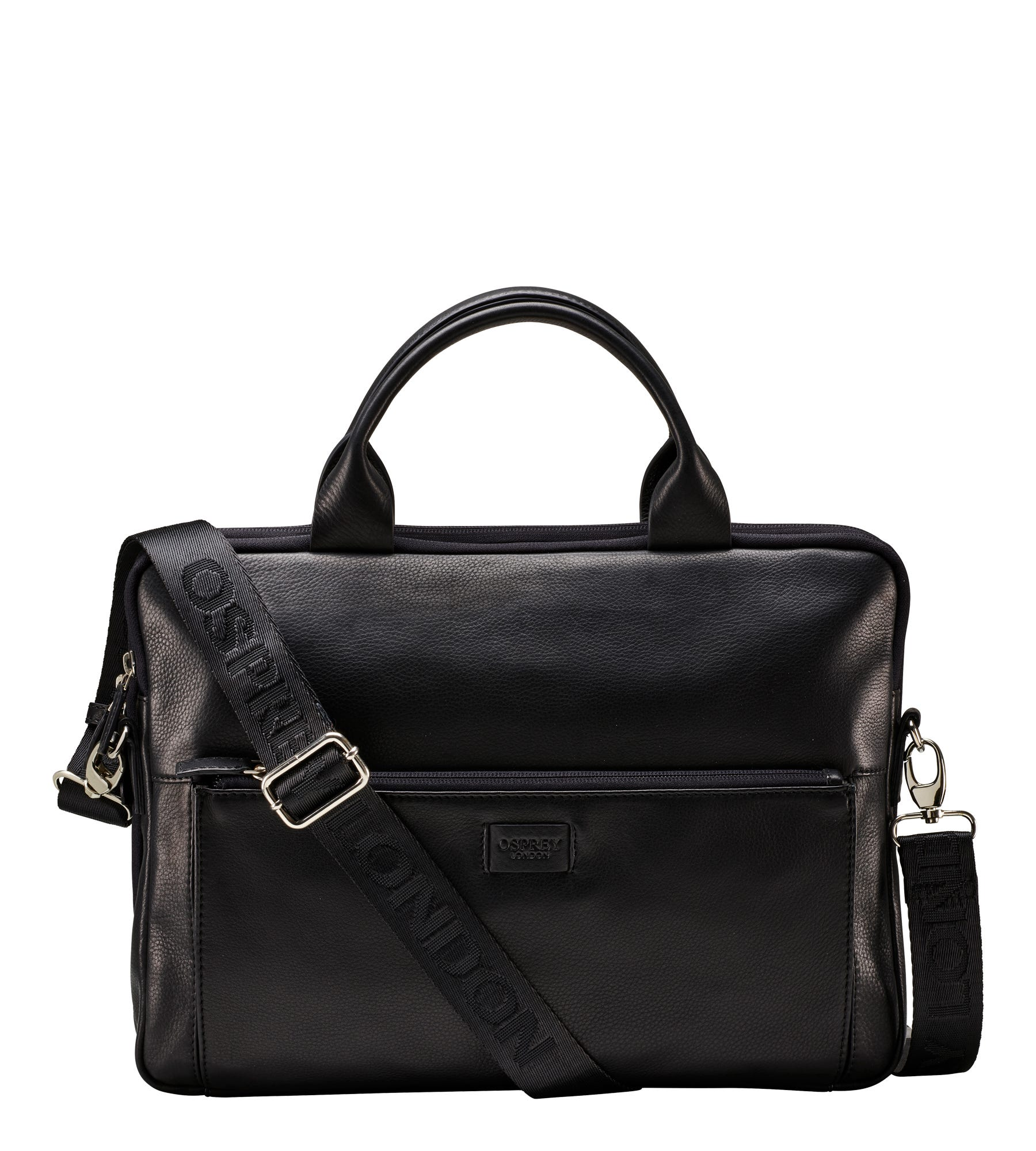 An image of The Baltimore Leather Laptop Bag